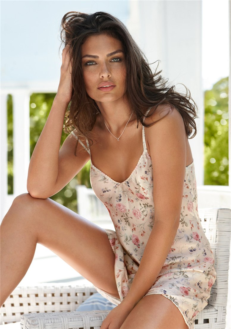 Алисса Миллер / Alyssa Miller for Intimissimi Lingerie Spring 2011 campaign