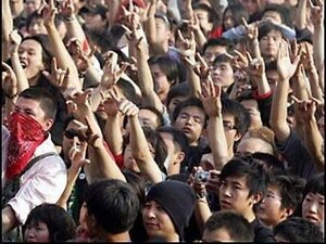 Названа численность населения Китая