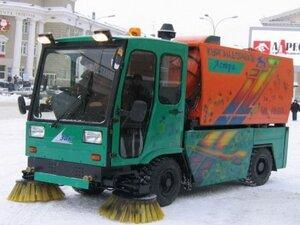Во Владивостоке продолжают закупать коммунальную спецтехнику