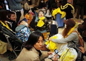 Более 6 тысяч человек погибли и пропали без вести в Японии