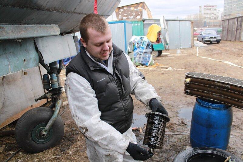 Vovacii и маслофильтр