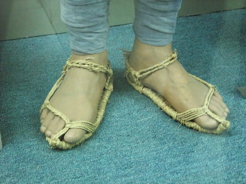 Обувь китайской армии