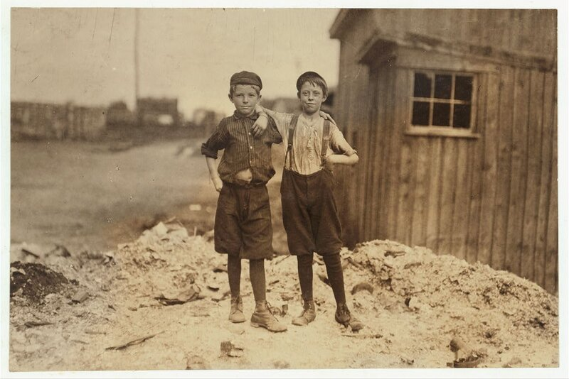 Alexandria, Virginia, June 1911 by Lewis W. Hine