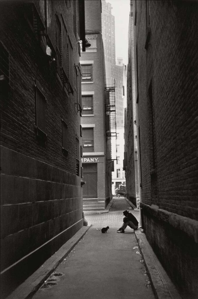Henri Cartier Bresson, New York, 1947