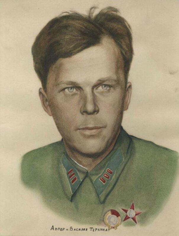 Александр Твардовский, стихи о войне, стихи о любви