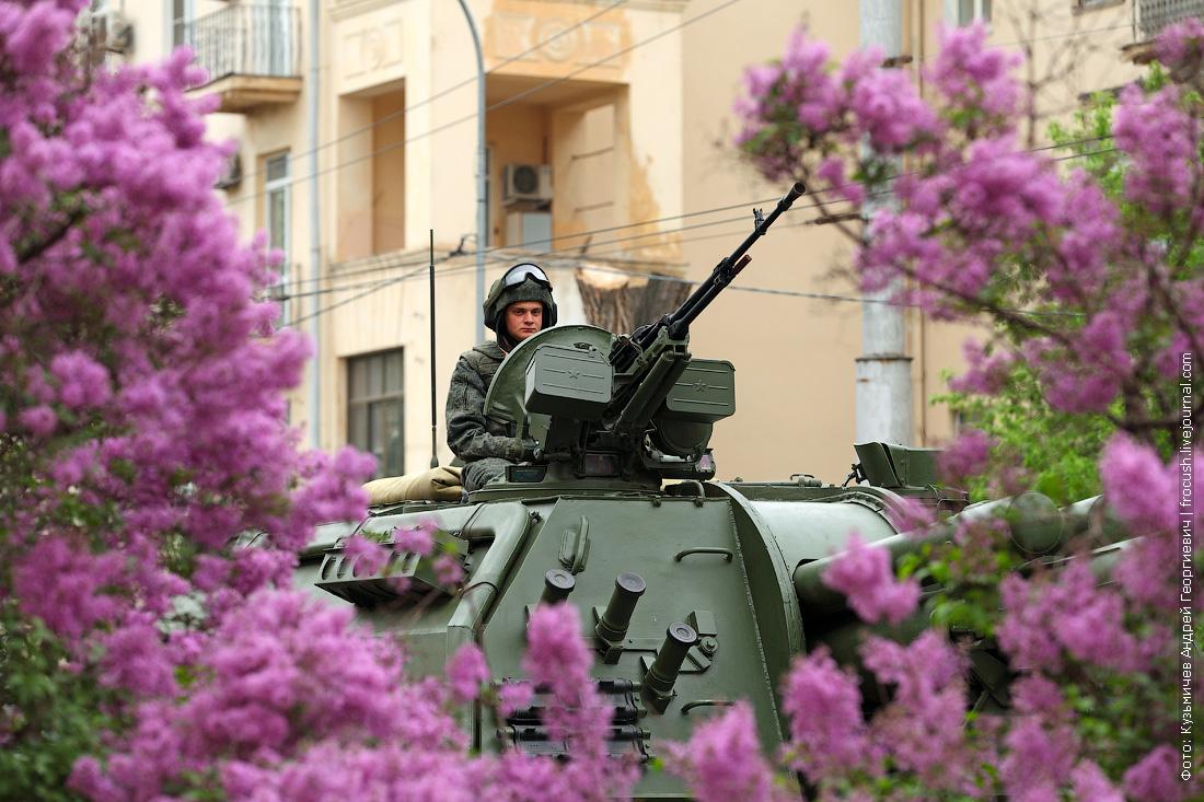 генеральная репетиция парада Победы в Волгограде