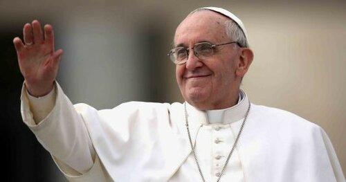 Папа Римский Франциск обратился с рождественской речью