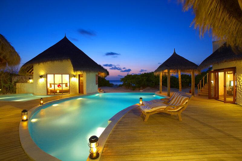 Island Hideaway – бутик-отель на Мальдивах