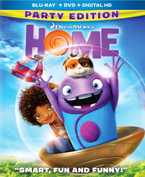 Дом / Home (2015) BDRip/1080p/720p + HDRip