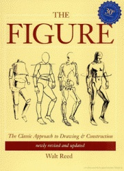 Книга The Figure The Classic Approach to Drawing & Construction
