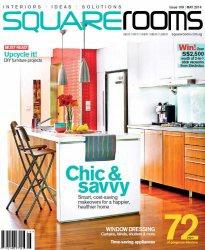 Журнал SquareRooms Magazine - May 2014