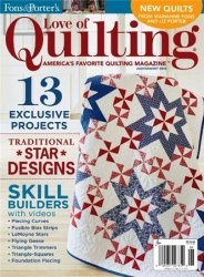 Журнал Love Of Quilting – July-August 2015