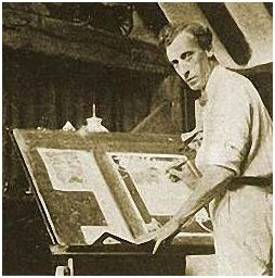Живописец, иллюстратор Lawson Wood