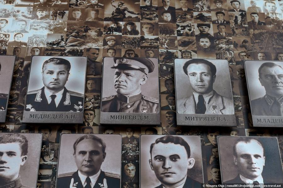 Панно Наша победа в Нижегородском Кремле
