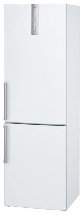 холодильник Bosch с индикатором