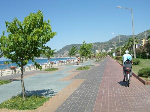 Велопрогулка по набережной в Турции 0_6c581_c7163764_L