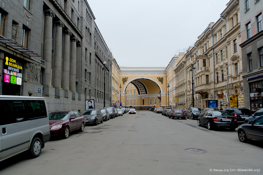 Санкт-Петербург / Весна 2015 года