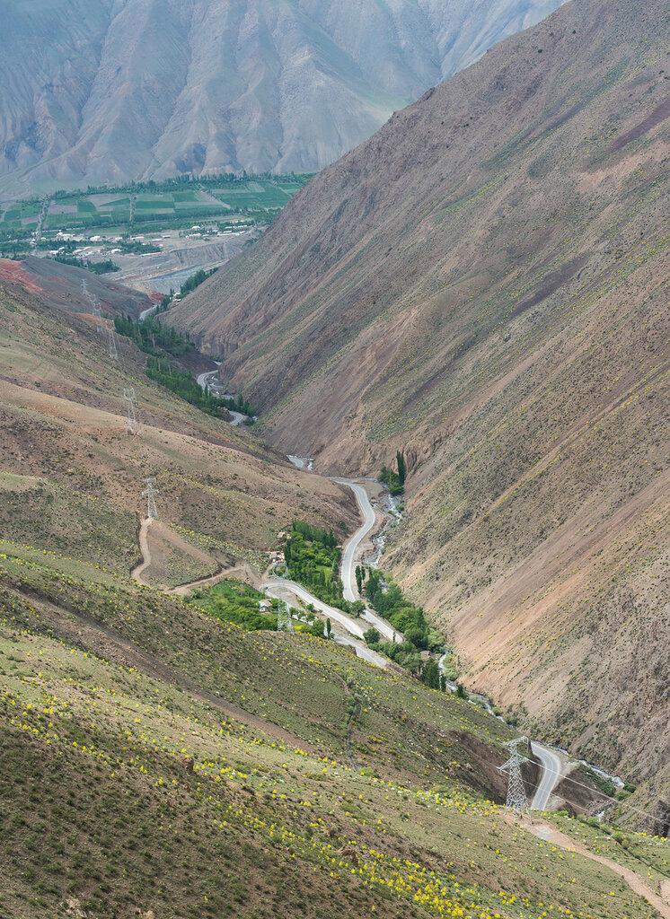 Фото перевала в таджикистане
