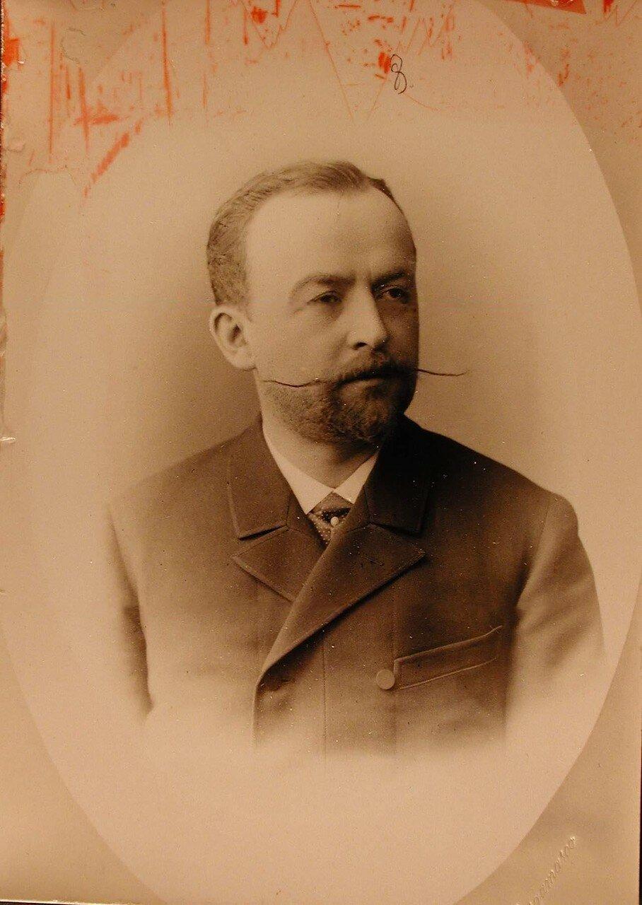 41. Толстой Сергей Михайлович - граф, статский советник