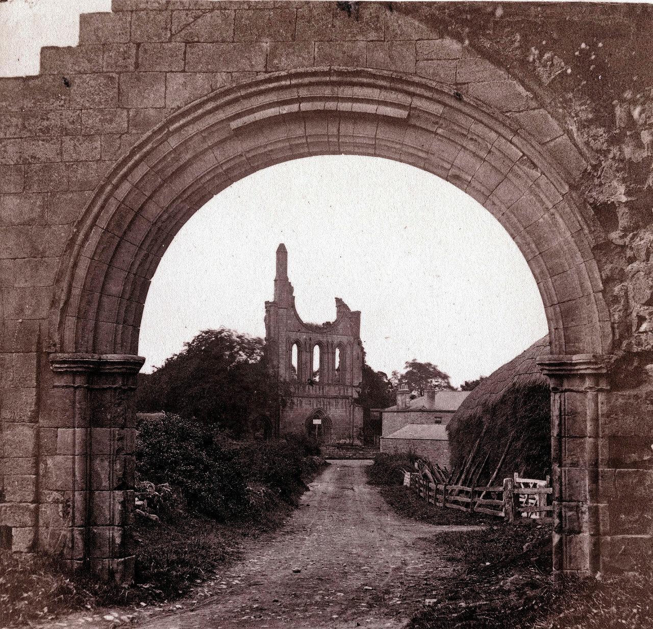 Аббатство Байланд. Великобритания, 1864