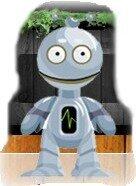 Маленький робот ОТИК