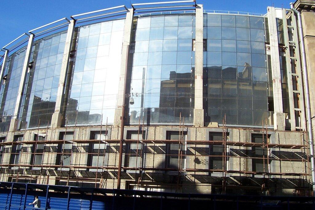 """Конструкция торгового центра """"Чкаловский"""" закончится в марте 2013 года"""
