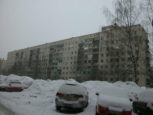 ул. Подвойского 24к2