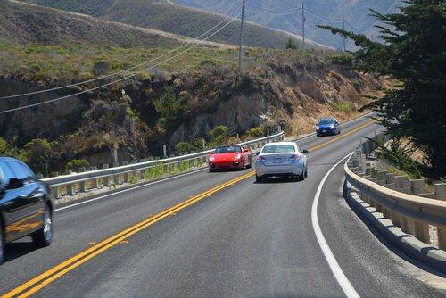 Калифорнийская дорога N1
