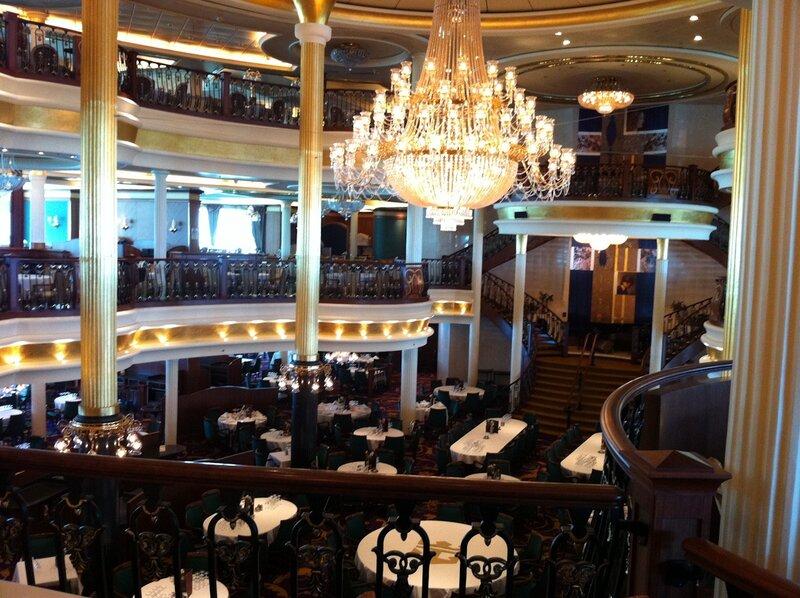 Главный зал ресторана