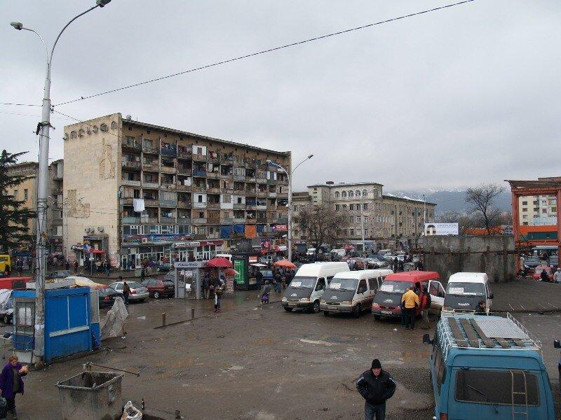 Площадь Вагзлис