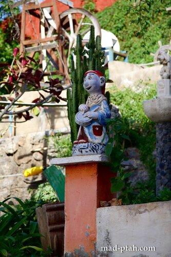 тенерифе, садовые гномы