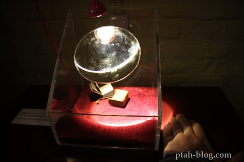 владимир анискин, выставка миниатюр