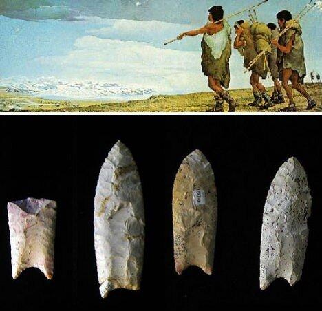 кловис, исчезнувшие цивилизации