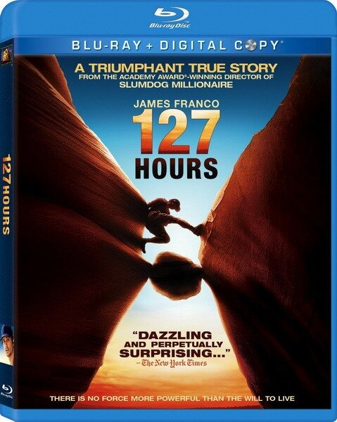 127 Часов / 127 Hours (2010) BDRip 720p
