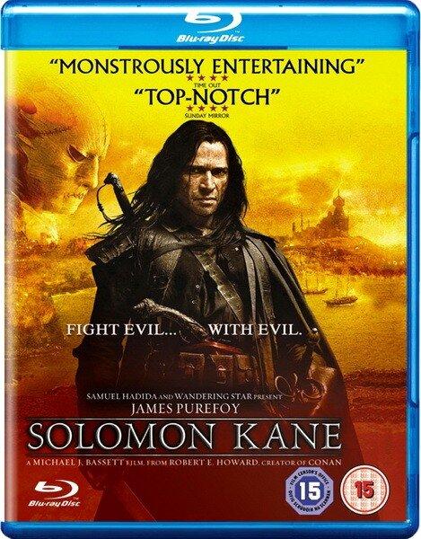 Соломон Кейн / Solomon Kane (2009/HDRip)