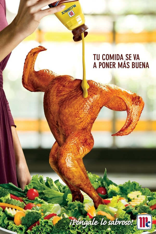 Creative Photoshop Images in Advertising
