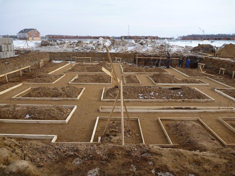 течение Строительство на арендованной земле собственным масштабам