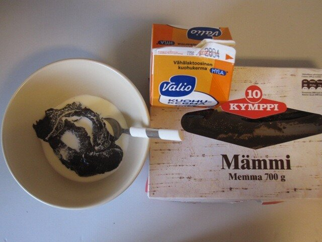 Финский ржаной пасхальный пудинг изначально готовили в Страстную пятницу