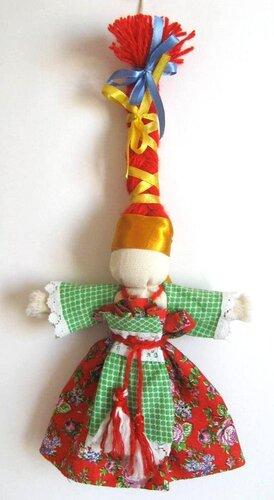 Кукла Веснянка - Тридевятое Царство