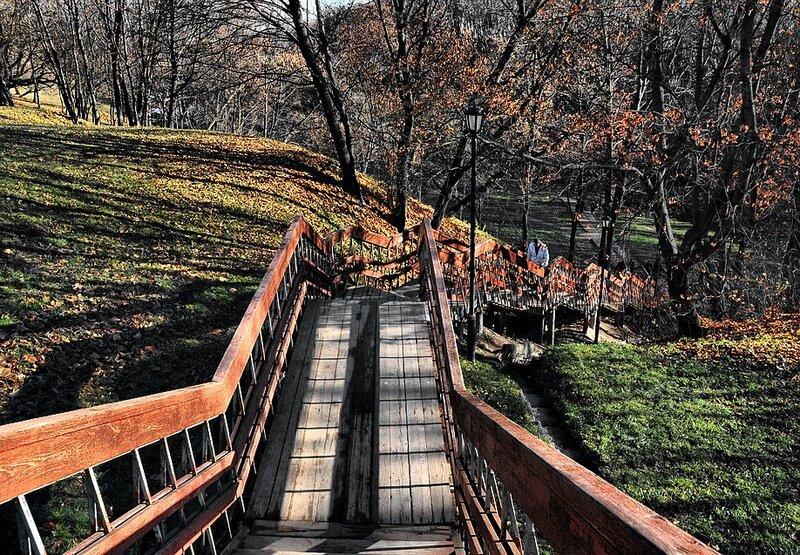Лестница в осень