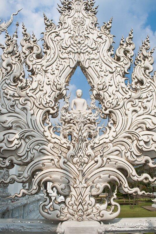 белый храм, wat rong khun