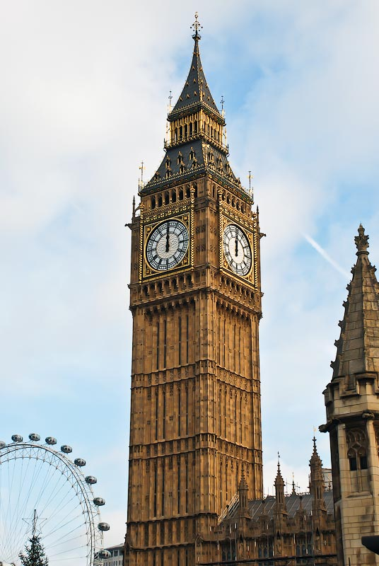 Лондон за 1,5 дня, или туда и обратно