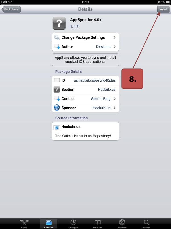 Взлом iPad с прошивкой iOS 4.3.2 - пошаговая инструкция.