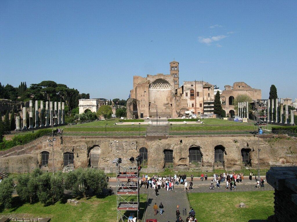 Римские форумы