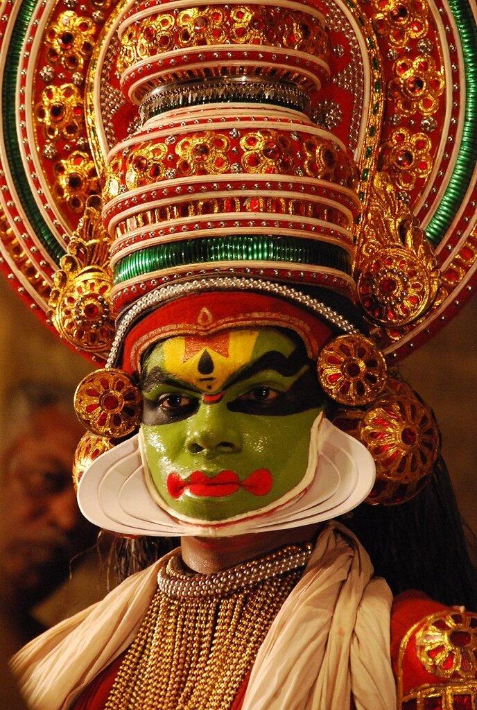 Krishnan by Qaxl