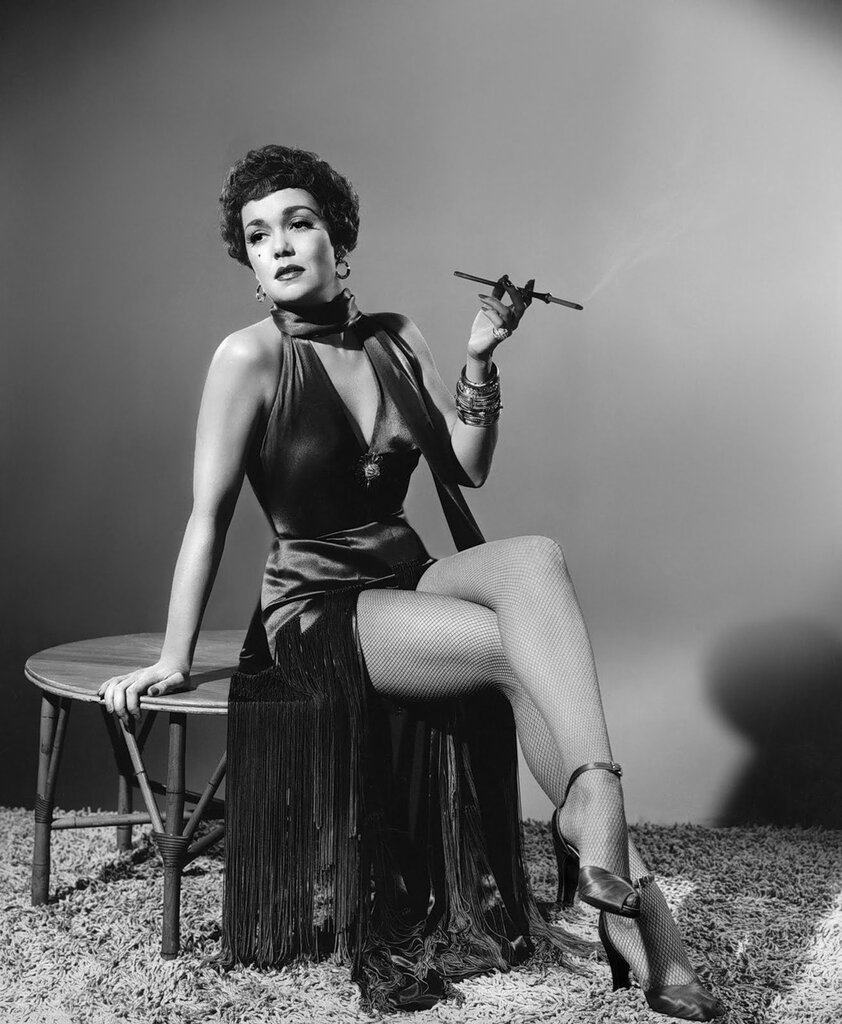 Jane Wyman Vamp