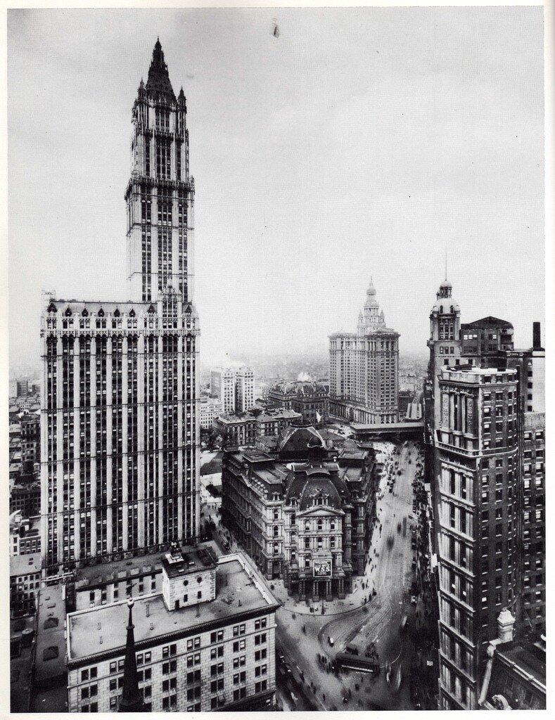 New York 1917