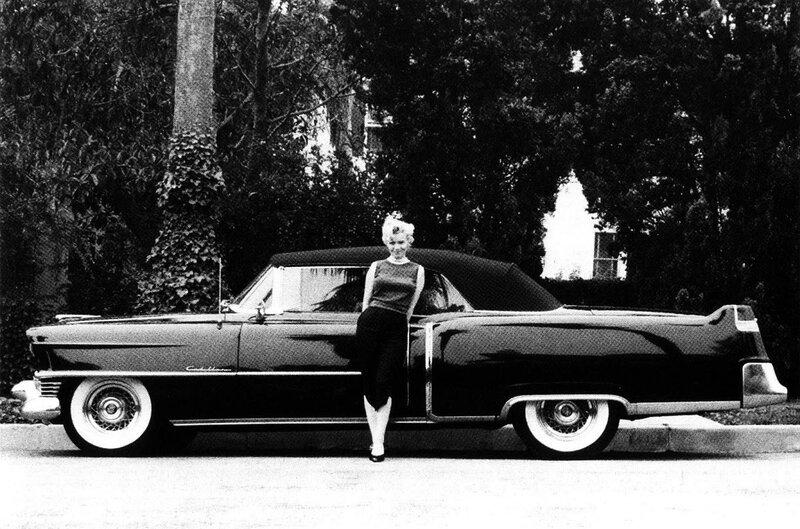 Marilyn Monroe Cadillac