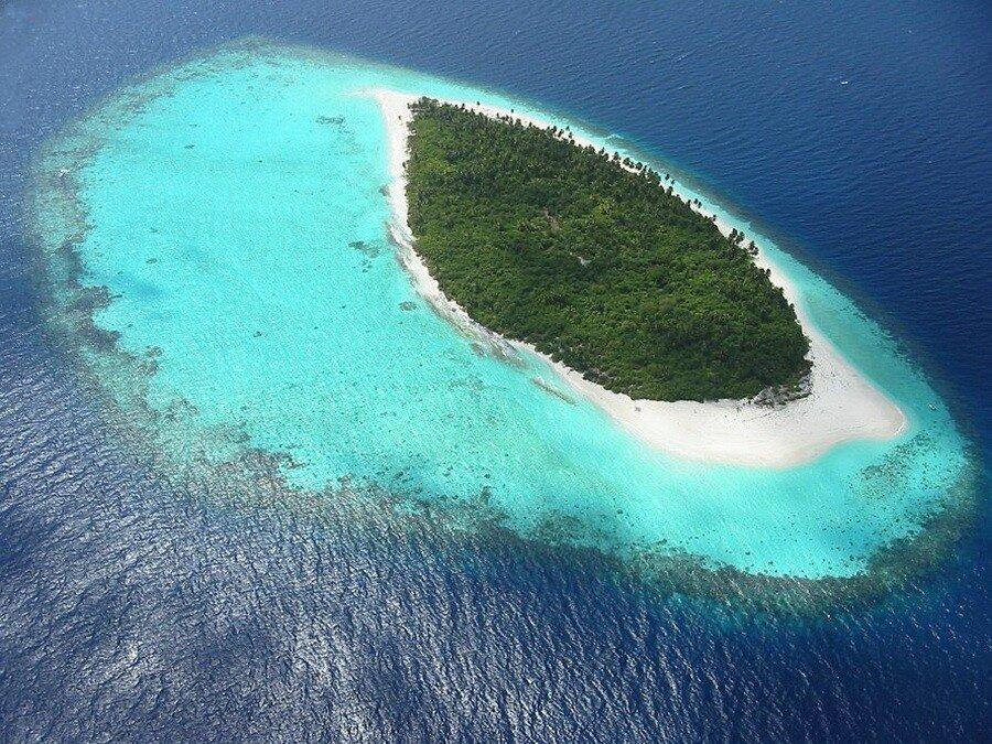 чистить острова в картинках с высоты французская