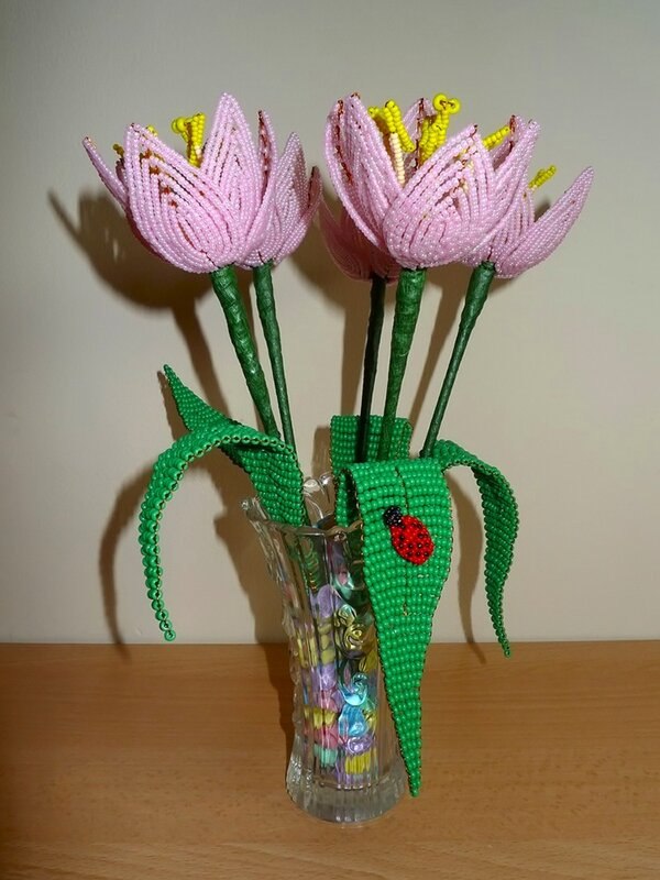Тюльпаны - скоро весна!